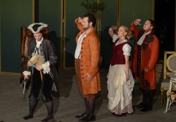 Le Nozze di Figaro 2012